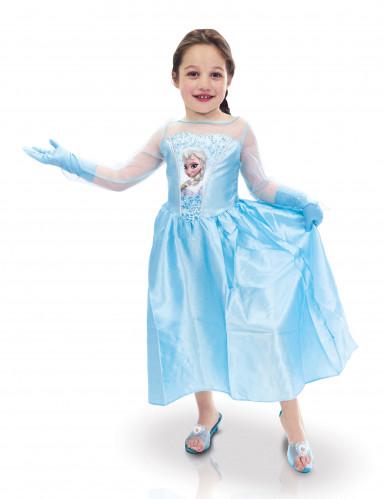 Coffret Déguisement Elsa + accessoires - La Reine des neiges™