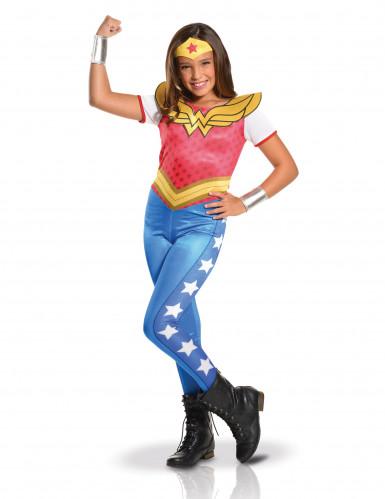 Déguisement classique Wonder Woman Super Hero Girls™ fille