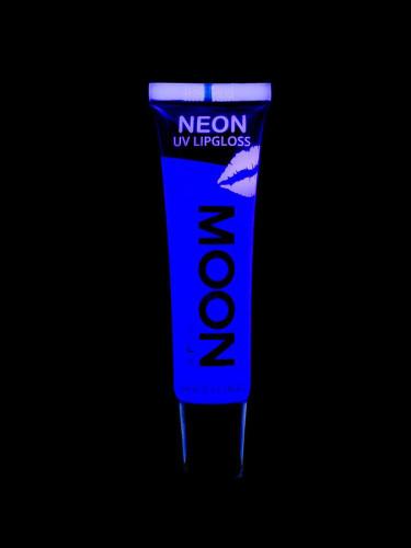 Rouge à lèvres bleu UV senteur bubblegum 15 ml Moonglow ©-1