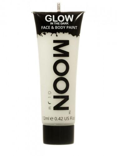 Gel visage et corps blanc phosphorescent 12 ml Moonglow ©
