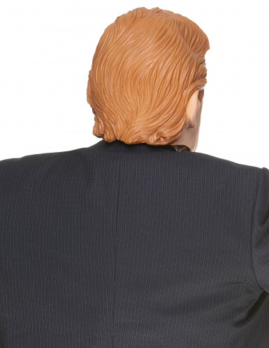 Masque humoristique en latex Donald adulte-1