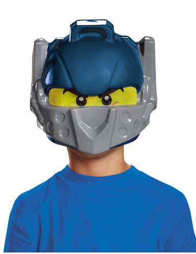 Masque Clay Nexo Knights™ - LEGO® enfant-1
