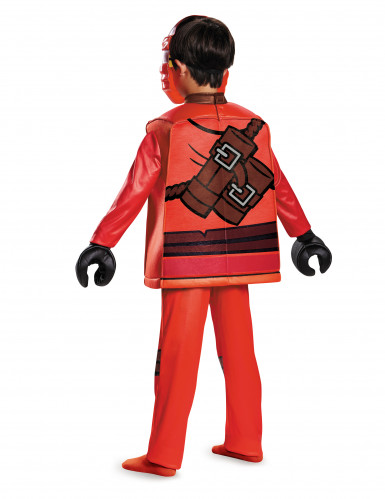 Déguisement deluxe Kai Ninjago®- LEGO® enfant-2