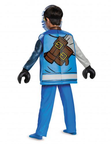 Déguisement deluxe Jay Ninjago®- LEGO® enfant-2