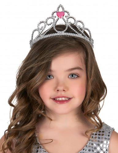 Diadème princesse cœur adulte et enfant-1