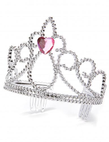 Diadème princesse cœur adulte et enfant