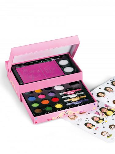 Coffret maquillage à tiroir fille Snazaroo™