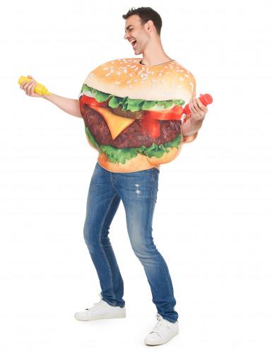Déguisement de burger adulte-1