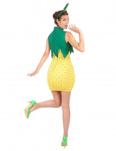Déguisement d'ananas femme-2