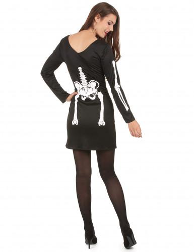Déguisement squelette  femme Halloween-2