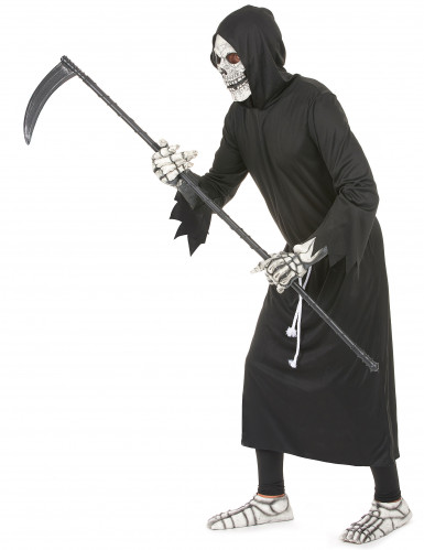 Déguisement faucheur des ténèbres adulte Halloween-1