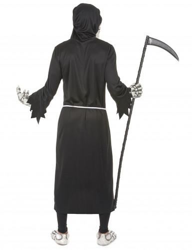 Déguisement faucheur des ténèbres adulte Halloween-2