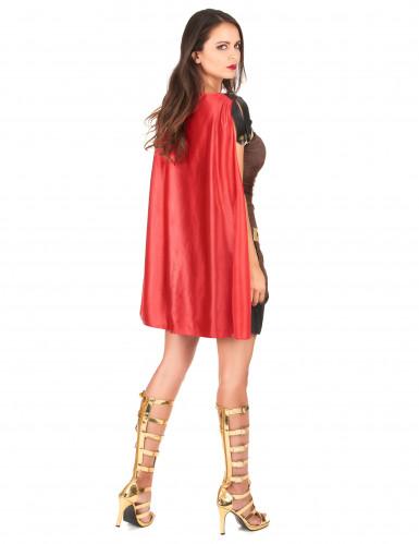 Déguisement de gladiateur romain femme-2