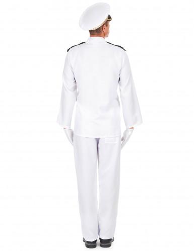Déguisement uniforme d'officier de la marine-2