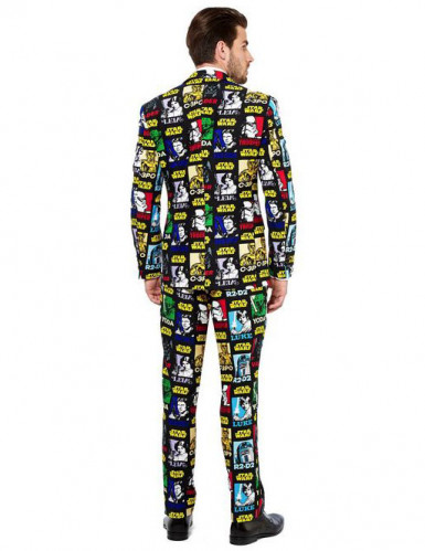 Costume Mr. Strong Force Star Wars™ homme Opposuits™-1