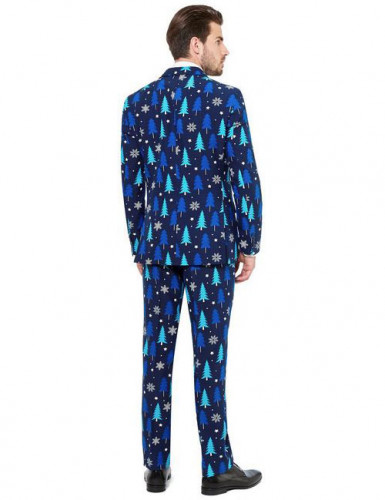 Costume Sapins bleus royals Opposuits™ homme-2