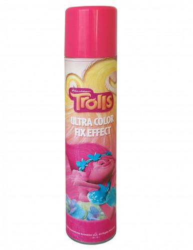Laque fixante pour cheveux rose 200 ml Trolls™