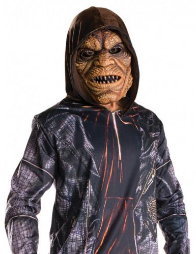 Déguisement avec demi-masque Killer Croc Suicide Squad™ adulte-1