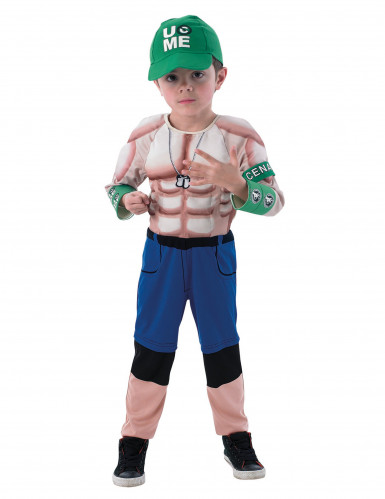 Déguisement musclé catcheur John Cena - WWE™ enfants