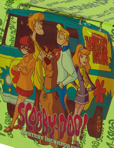 Nappe en plastique 180 X 120 cm Scooby doo™-1