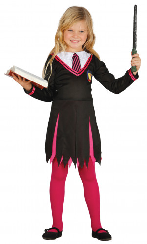 Déguisement élève magicienne fille