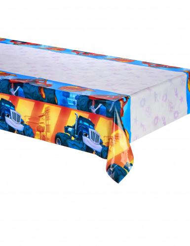 Nappe en plastique Blaze et les Monster Machines ™ 120 x 180 cm-1
