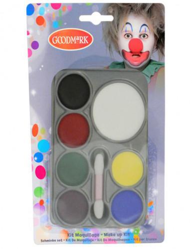 Palette maquillage 7 couleurs