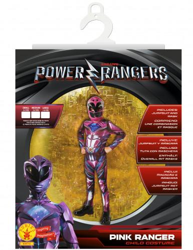 Déguisement Power Rangers™ Rose - Film-3