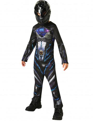Déguisement classique Power Rangers™ Noir enfant-1
