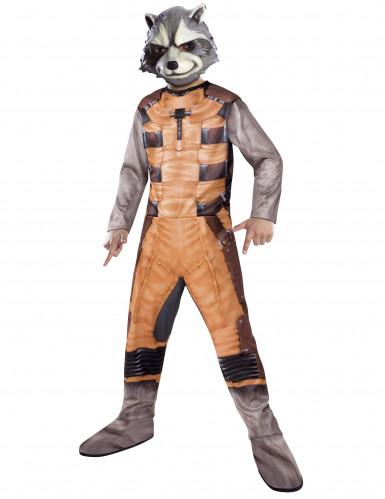 Déguisement classique Rocket Raccoon™ enfant - Les Gardiens de la Galaxie™