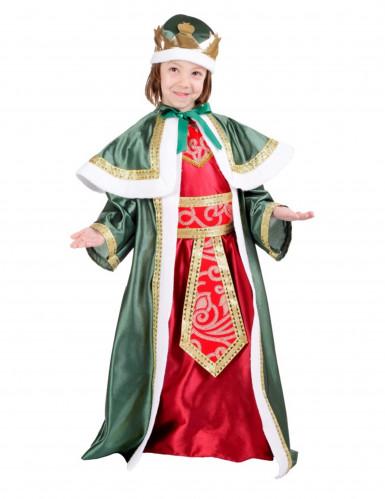 Déguisement Roi Mage Gaspard enfant