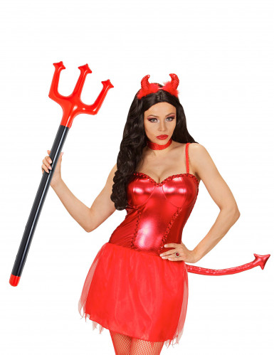 Fourche diable gonflable 105 cm Halloween