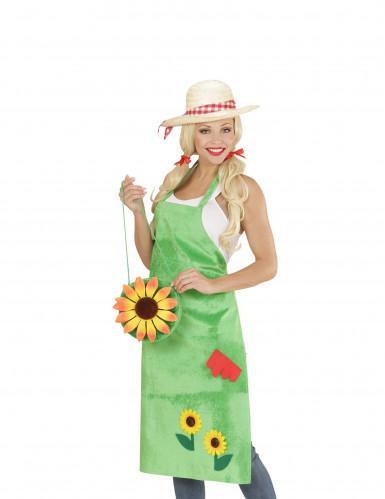 Blouse de jardinier adulte-1