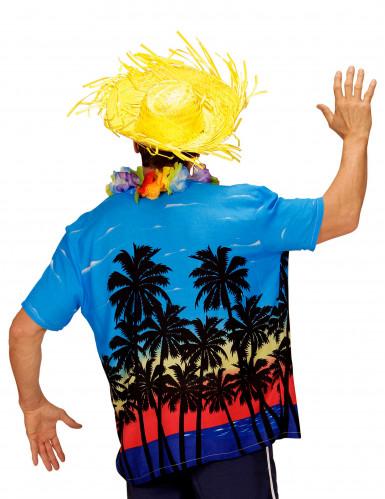 Chemise touriste hawaïen adulte-1