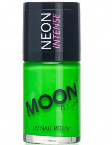 Vernis à ongles vert UV 15 ml Moonglow ©
