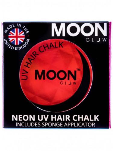 Crème pour mèches à cheveux rouge UV 3,5 g Moonglow ©