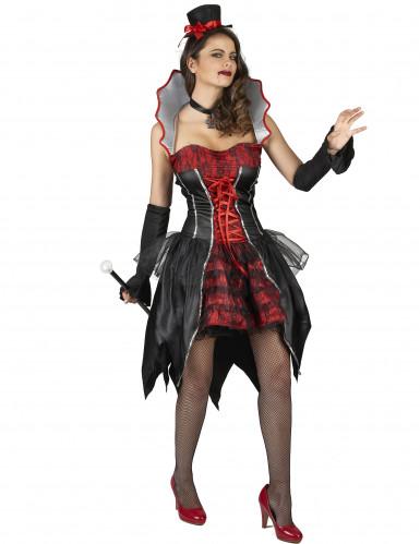 Déguisement comtesse Dracula femme-1