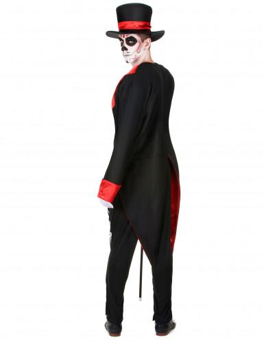 Déguisement squelette chic homme-2