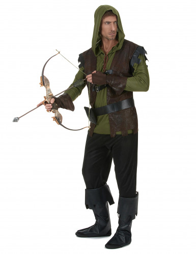 Déguisement chasseur archer homme-1