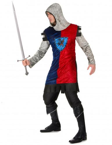 Déguisement chevalier dragon homme-1