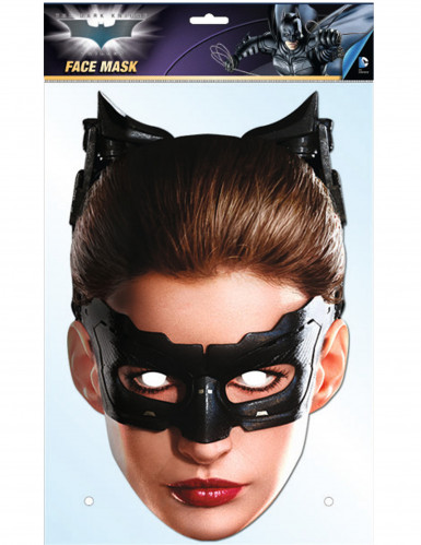 Masque Carton Catwoman™ Dark Knight-2
