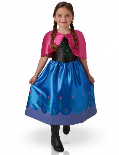 Déguisement classique Anna La Reine des Neiges™ enfant