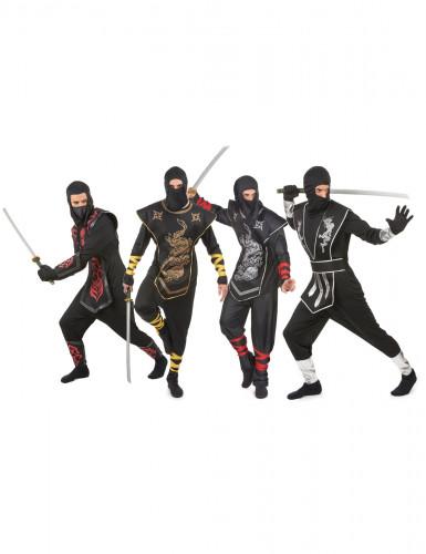 Déguisement de groupe ninja