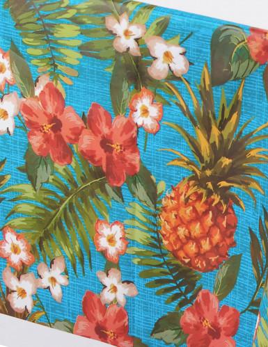 Nappe en plastique Tropics 137 x 259 cm-1