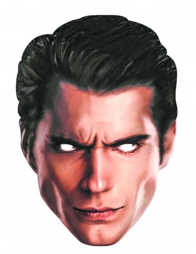 Masque carton Superman™ - l'Aube de la justice