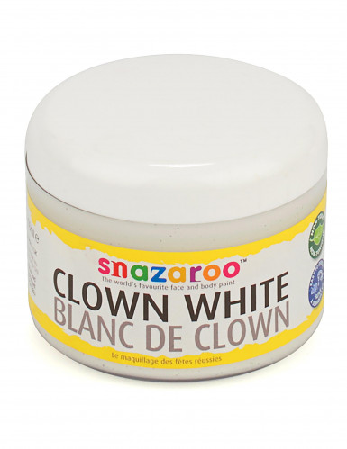 Maquillage clown blanc Snazaroo™ 250 ml