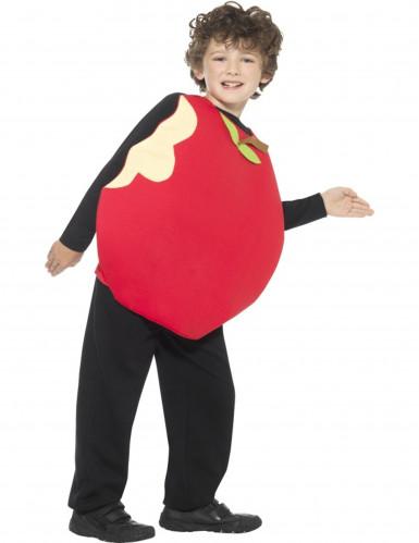 Déguisement pomme rouge enfant-2
