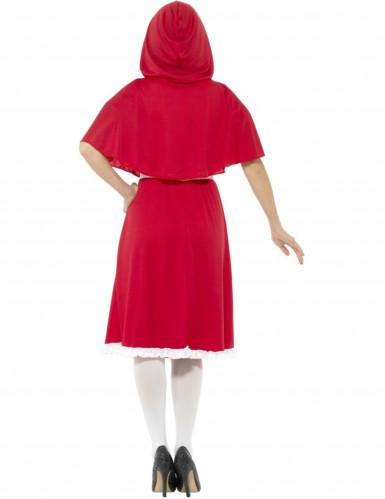 Déguisement chaperon rouge de conte femme-2