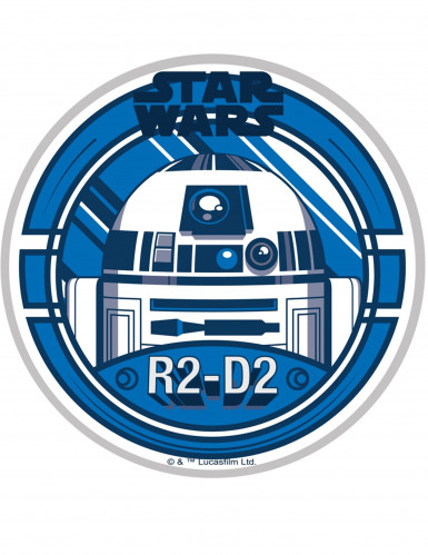 Disque azymeR2-D2 - Star Wars™ 20 cm