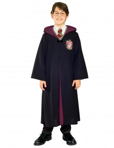 Déguisement robe de sorcier Gryffondor enfant luxe - Harry Potter™